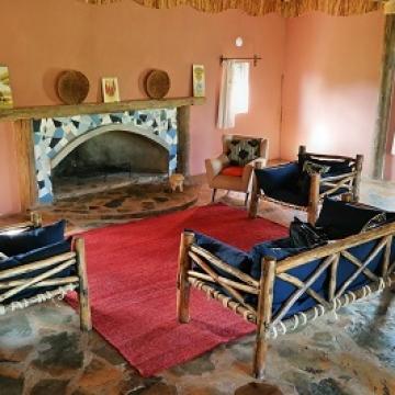 (lounge) woonkamer